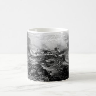 Battle of Chapultepec.  September 1847_War Image Coffee Mug