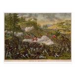 Battle of Chickamauga, published circa 1890 Postcard