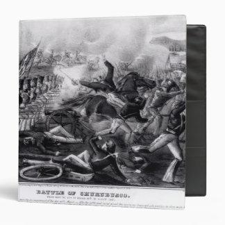 Battle of Churubusco Binder