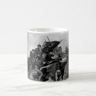Battle of Churubusco - Capture of the Tete de Pont Coffee Mug