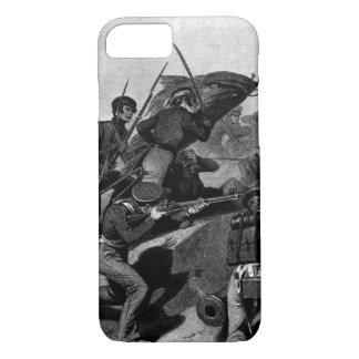 Battle of Churubusco - Capture of the Tete de Pont iPhone 8/7 Case