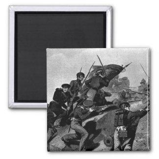 Battle of Churubusco - Capture of the Tete de Pont Magnet