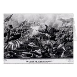 Battle of Churubusco Card