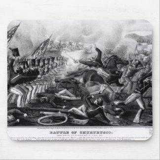 Battle of Churubusco Mouse Pad