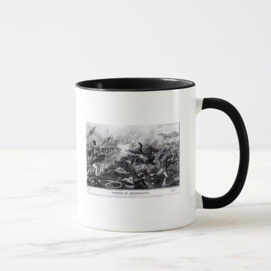 Battle of Churubusco Mug