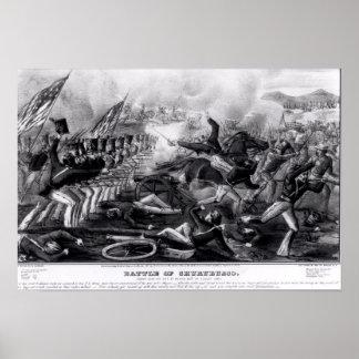 Battle of Churubusco Poster