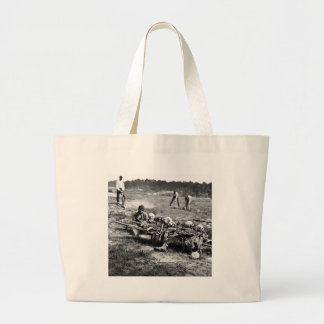 Battle of Cold Harbor, 1864 Canvas Bags