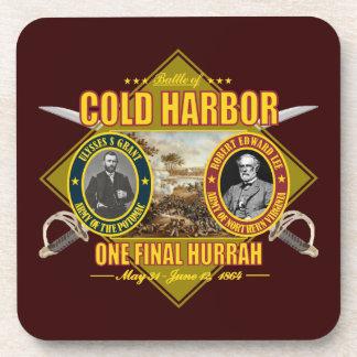 Battle of Cold Harbor Beverage Coaster