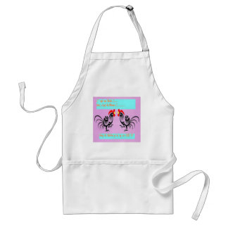 BATTLE OF COQS.JPG ADULT APRON