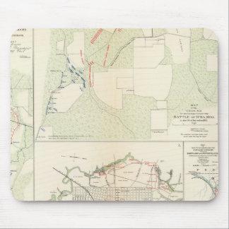 Battle of Corinth Iuka Bayou Fourche Mouse Pad