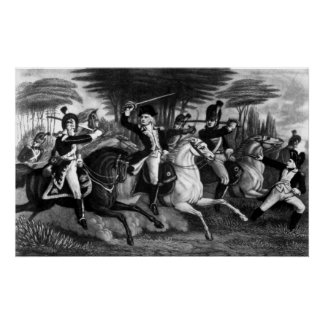 Battle of Cowpens Poster