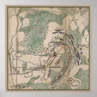 Battle of Cumberland Church Print