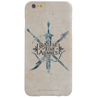 BATTLE OF FIVE ARMIES™ Logo Barely There iPhone 6 Plus Case