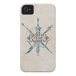 BATTLE OF FIVE ARMIES™ Logo iPhone 4 Cover