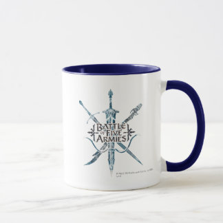 BATTLE OF FIVE ARMIES™ Logo Mug