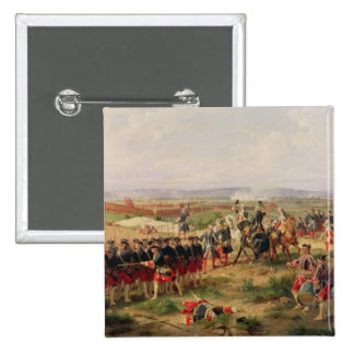 Battle of Fontenoy Button