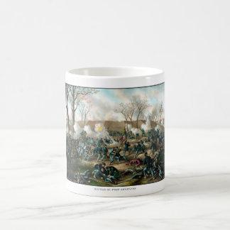 Battle of Fort Donelson -- Civil War Coffee Mug