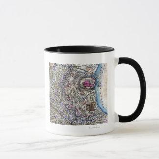 Battle of Fort Donelson - Civil War Panoramic Mug