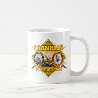 Battle of Franklin Coffee Mug
