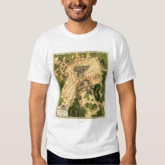 Battle of Gettysburg 10 Tee Shirt