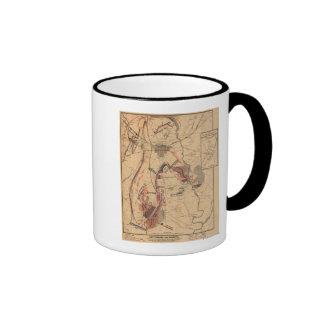 Battle of Gettysburg 4 Coffee Mugs