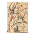 Battle of Gettysburg 4 Stretched Canvas Prints
