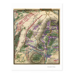 Battle of Gettysburg 8 Postcard