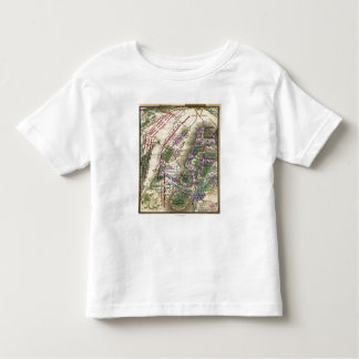 Battle of Gettysburg 8 Toddler T-shirt