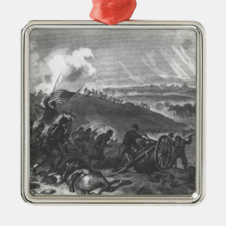 Battle of Gettysburg Christmas Tree Ornament