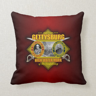 Battle of Gettysburg Pillow