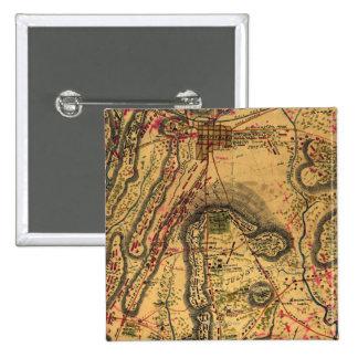 Battle of Gettysburg Pinback Button