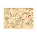 Battle of Gettysburg Post Card