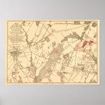 Battle of Gettysburg Poster