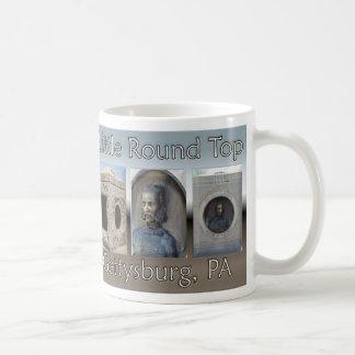 Battle of Gettysburg Sites Classic White Coffee Mug