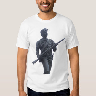 Battle of Gettysburg Soldier Tee Shirt