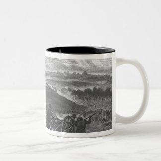 Battle of Gettysburg Two-Tone Coffee Mug