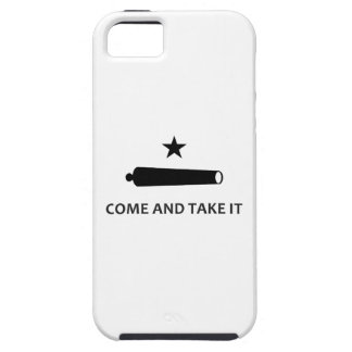 BATTLE OF GONZALES iPhone 5 COVERS