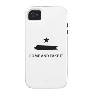 BATTLE OF GONZALES Case-Mate iPhone 4 COVERS