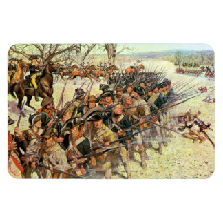 Battle of Guiliford Courthouse Magnet
