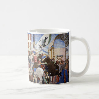 BATTLE OF HERACLIUS COFFEE MUG