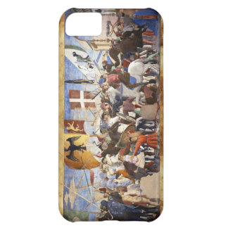 BATTLE OF HERACLIUS COVER FOR iPhone 5C