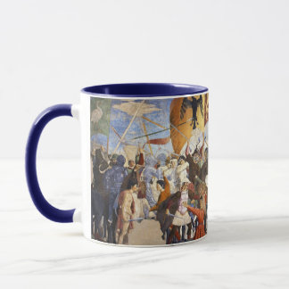 BATTLE OF HERACLIUS MUG