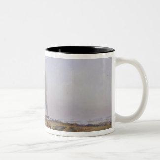 Battle of Iena, 14th October 1806, 1836 Two-Tone Coffee Mug