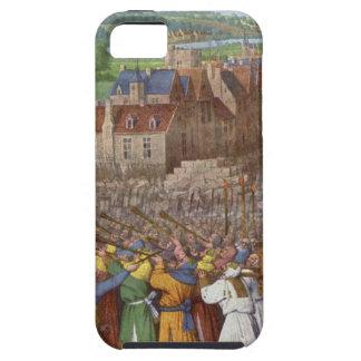 Battle of Jericho by Jean Fouquet iPhone SE/5/5s Case