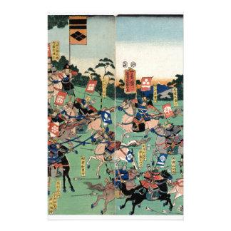 Battle of Kawanakajima Stationery
