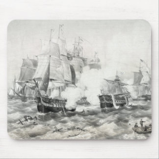 Battle of Lake Erie Mouse Pad