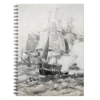 Battle of Lake Erie Notebook