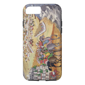 Battle of Langada and Compoti in 1821, from the Pi iPhone 7 Case