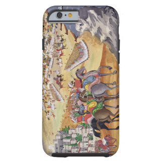 Battle of Langada and Compoti in 1821, from the Pi Tough iPhone 6 Case