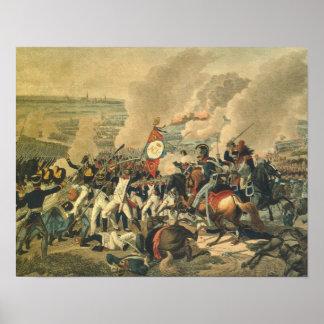 Battle of Leipzig Poster